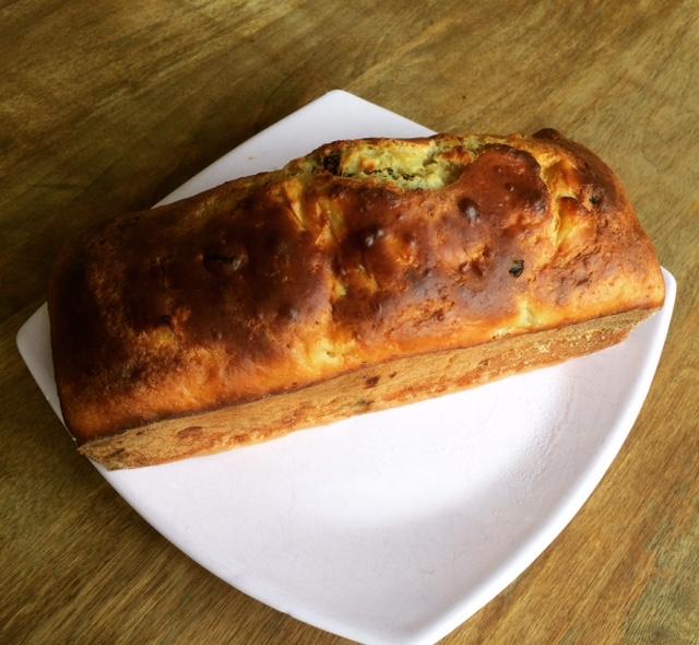 Le bread cake à dévorer sanscomplexe