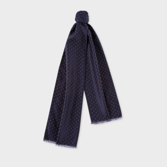 men_s_navy_silk-cotton_check_and_polka_dot_reversible_scarf