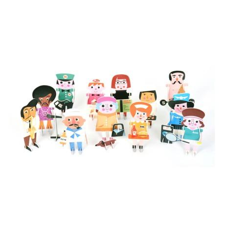 puzzle-3d-personnages