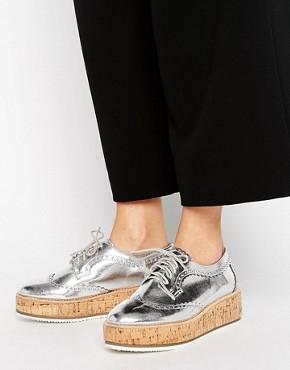 2017 Chaussures à plateforme