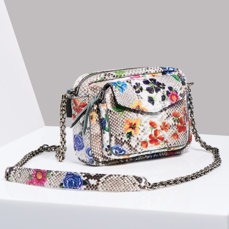 sac-bandouliere-python-charly-flower-chaine-argent