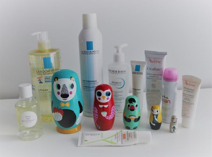 Ces produits de soin que je partage avec mon fils#2