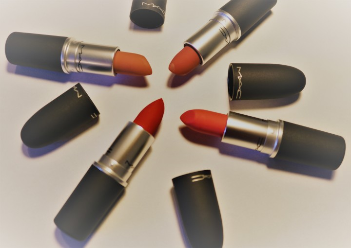 Back to basics #1: Le Powder kiss de Mac