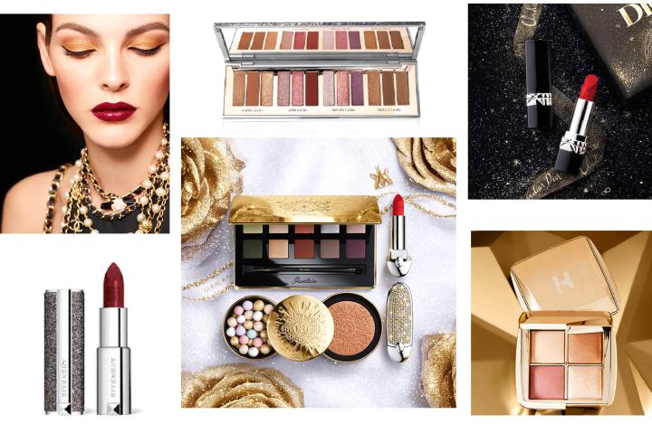 Les plus belles collections beauté de Noël2020